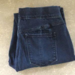 Nine West Jeans - Nine West Skinny Pull on jeans